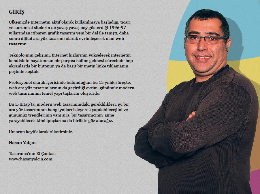 Modern Web Tasarımı  |  Hasan Yalçın (2/2)